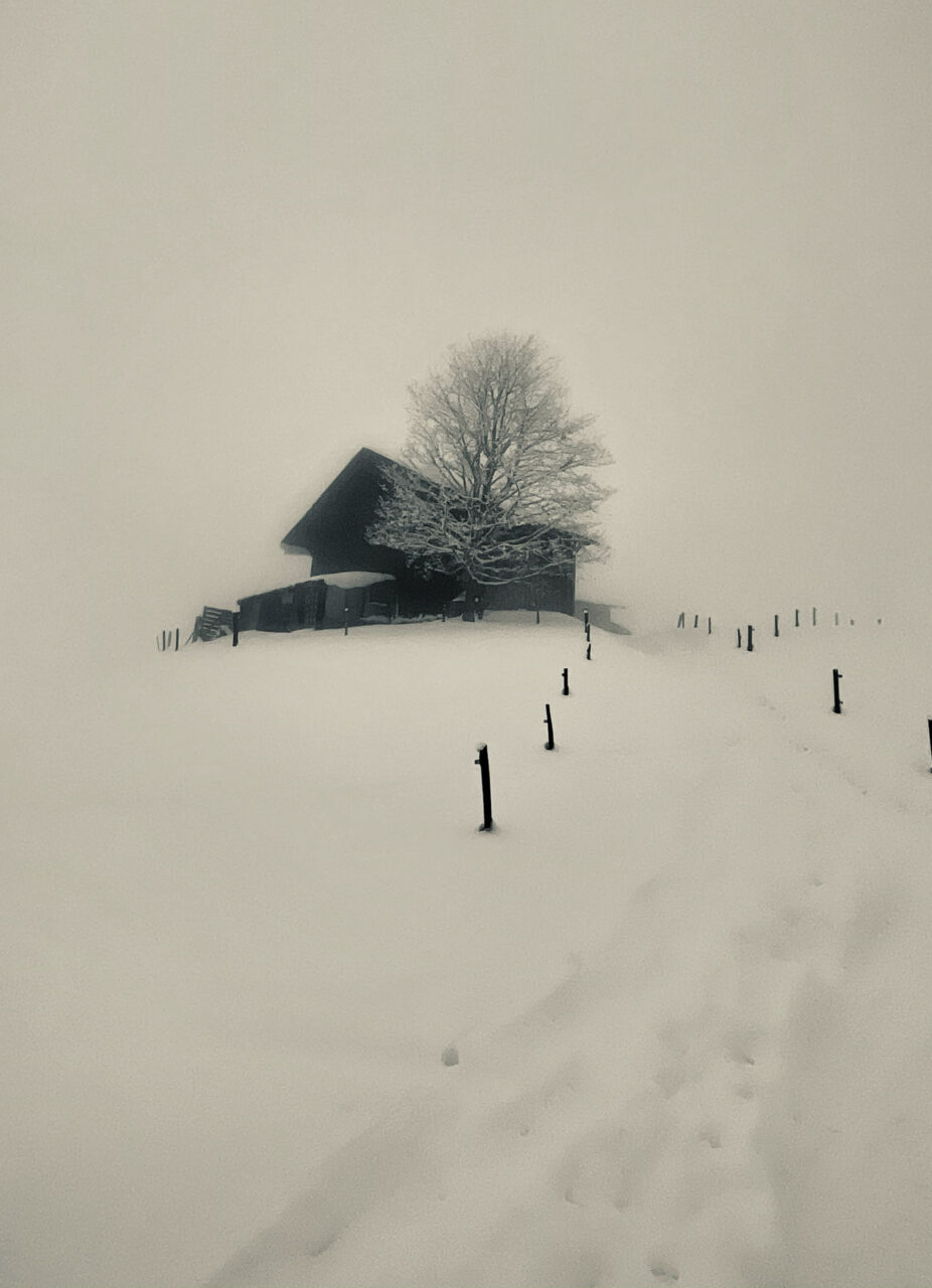 Megève winter 2021
